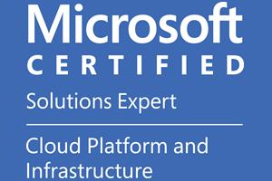 (MCSE): Cloud Platform and Infrastructure